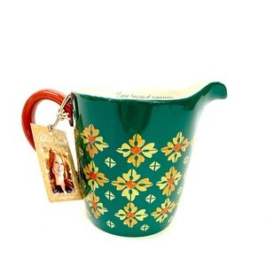 NWT Pioneer Woman Vintage Geo 4 cup measuring cup